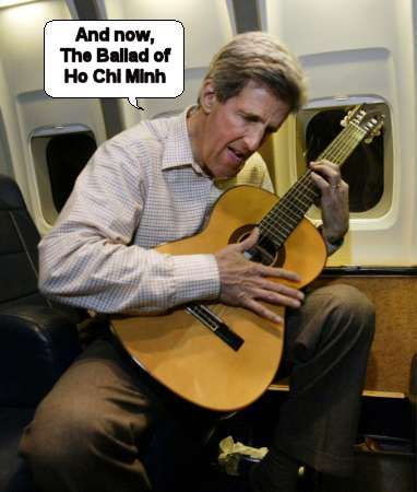 John Kerry sings The Ballad of Ho Chi Minh