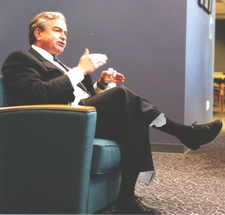 Sandy Berger's Socks