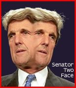 Two Faced John Kerry