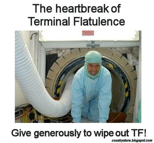 John Kerry's Terminal Flatulence