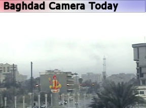 Baghdad after