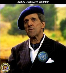 John Kerry gets in touch with his inner French